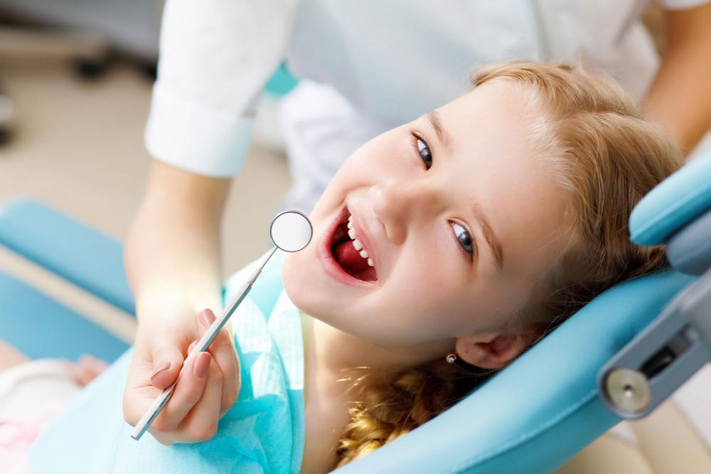 Cura infantil | Centre Dental Cise