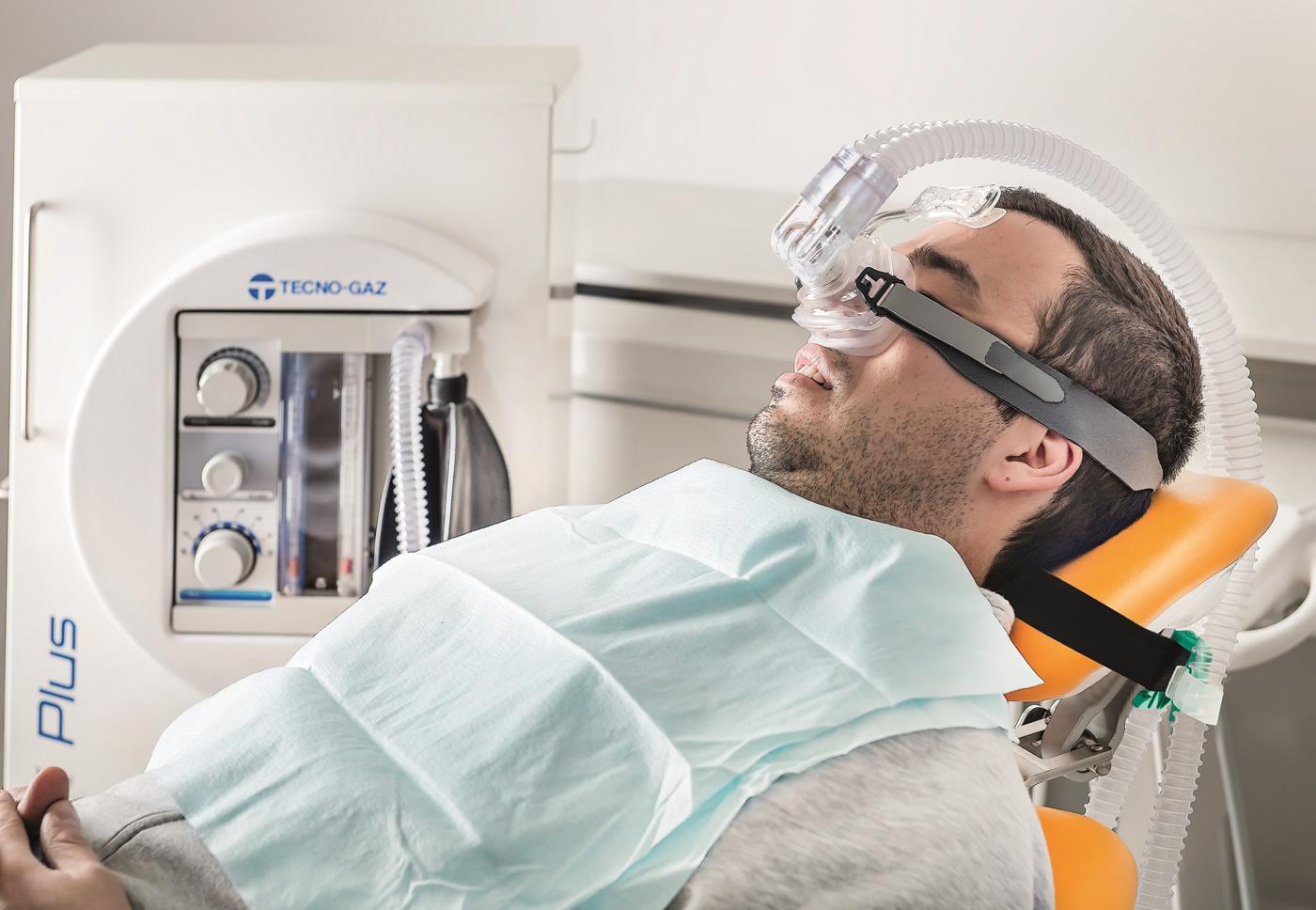 Equip Sedació conscient | Centre Dental Cise | Figueres